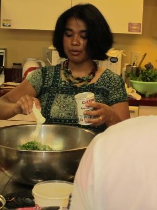 Chef Christina Reimer