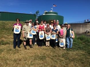 Stahlbush Island Farm Tour